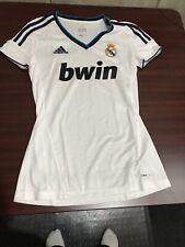 Real Madrid Bwin soccer women jersey Adidas Size Small NWT