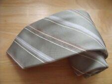 TKR722 Yves Saint Laurent Krawatte 100% Seide Dunkelblau Rot 140cm Sehr gut