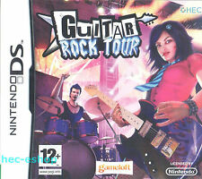 Guitar Rock Tour (DS) VideoGames