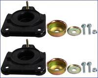 2x Cojinete Amortiguador L+R Trasero Para CHEVROLET Malibu / OLDSMOBILE Alero
