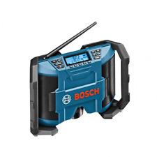 Bosch Professional GML 10,8 V-LI Akku-Baustellenradio (für 10,8 V Akkubetrieb, A