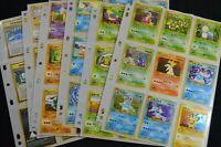 Complete Japanese Neo Genesis Set - 96/96 - 98 Pokemon Cards Lugia Pichu Steelix