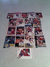 *****Dale Hunter*****  Lot of 75 cards.....34 DIFFERENT / Hockey