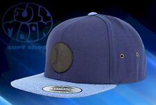 New HURLEY Icon Vapor 2.0 Mens Blue Snapback Cap Hat