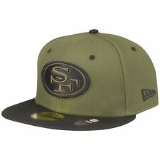 New Era 59Fifty Fitted Cap - San Francisco 49ers rifle grün
