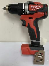 PreOwned - Milwaukee-2801-20 M18 Compact Brushless 1/2 in. Drill Only Tool