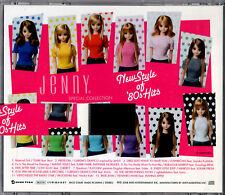 JENNY doll takara - special collection CD RARE JAPAN '80s Hits