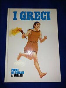 I Greci Popoli Del Passato A Vallardi - t24