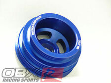 OBX Crank Pulley For 1994 To 2001 Integra B18B B18C (Vtec and Non-Vtec)