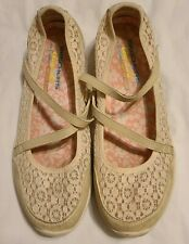 Skechers classic fit air-cooled memory foam slip on shoes size 10 women's