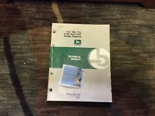 John Deere 113 162 172 213E and 21HC Hedge Clippers Technical Manual  TM1523