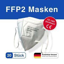 FFP2 AIBANA Masken Mundschutz 5 lagig Masken Händler aus Deutschland