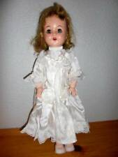 "Marked 16 ~ Vintage Estate Hp 1950's 16"" Walker Doll"