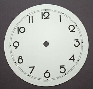Uhren Zifferblatt D 159 f Uhrwerk Wanduhr Tischuhr Borduhr Uhr clock dial