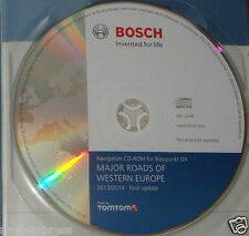 Europa DX 2014 Navi Software CD  BLAUPUNK TravelPilot  DX-V   DX-N   DX-R   RNS4