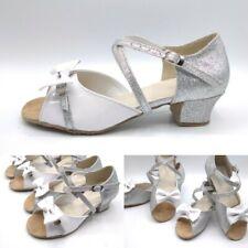 Diamant Tanzschuhe 144-077-246 Tanzschuhe Latein weiss-silber Diamanttanzschuhe