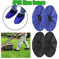 Reusable Rain Snow Shoe Covers Waterproof Overshoes Anti-slip Boot Gear Cover US