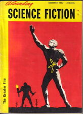 Astounding Science Fiction Digest Magazine Vol 50 #1 September 1952 FINE+