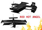 """Model Airplane Plans (UC): Red Hot Angel 26"""" Sports Model for .19-.29 (Musciano)"""