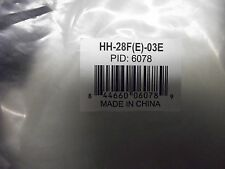HDMI Cable 3 feet HH-28F-03E / 1.3 1080P FOR PS3 TO DVD LCD HDTV ROHS    Ne