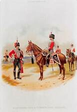 Westmoreland Cumberland Hussars Uniforms Reprint