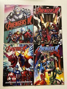 Avengers K SCTPB Set # 1-5 8.0 VF (2016-2017)