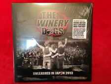 "The Winery Dogs  ""Unleashed in Japan""  LP  Limited 1ST Press A1/B1 Rock  Germany"
