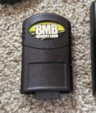 Original XBOX Action Replay 8MB Memory Card
