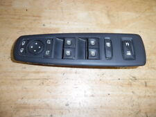 RENAULT LATITUDE POWER DRIVERS WINDOW MASTER SWITCH X43 04/11- 16