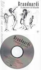 CD--BRANDUARDI--IL GIOCATORE DI BILIARDO--PROMO