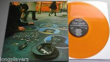 Orange Bicycle - Orange Bicycle UK 2012 Morgan Blue Town Orange Vinyl LP