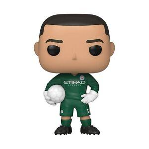 Funko 47254 POP Football: Manchester City  Ederson Santana de Moraes NEW