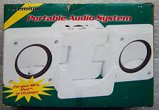 Premium Portable Audio System