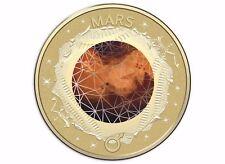 Pièces de monnaie françaises de 2 francs en aluminium