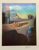hand signed Dali vintage 1976 artwork; Picasso, Matisse, Chagall contemporary