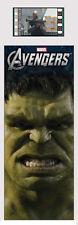 Film Cell Genuine 35mm Laminated Bookmark The Avengers The Hulk Marvel USBM630