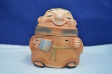Religious Monk  Sugar Bowl  Norcrest Japan