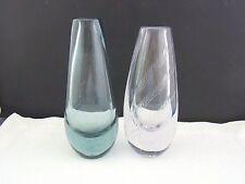 2 schöne kleine Vasen eine Kosta 3141 signiert
