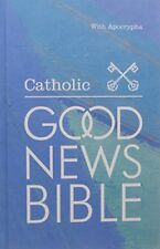 Catholic Good News Bible (GNB), with illustrations by Collins Hardback Book The
