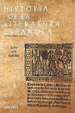 Historia de la literatura española. Vol. 1. ENVÍO URGENTE (ESPAÑA)