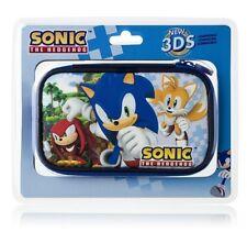 Bolsa para Nintendo 3DS / New 3DS / 3DS XL Sonic The Hedgehog. NUEVA EN BLÍSTER.