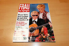 Frau im Spiegel Nr.49 26.11.1981/Heino/Wenche Myhre/Maria Hellwig