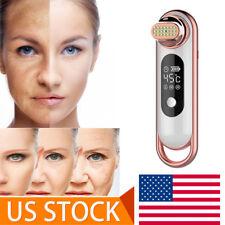 RF Wrinkle Removal Skin Care Machine Facial Radio Frequency  Face Lifting Device