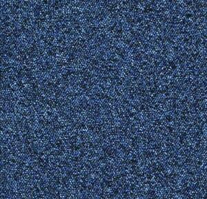 NEW FORBO TESSERA TEVIOT CARPET TILES COLOUR 123 MIDNIGHT BLUE (9030174)