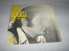 EDDY MITCHELL 45 TOURS FRANCE PROMO MISS CAROLINE
