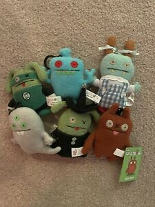 Ugly Doll Keychains Set of 6