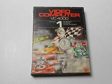Interton VC4000 Cassette 1 / Autorennen