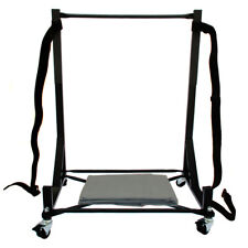 Alfa Romeo Spider Hard Top Stand Trolley Cart Rack & Hardtop Dust Cover (050B)