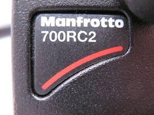 Manfrotto 700RC2 Video Tripod Head