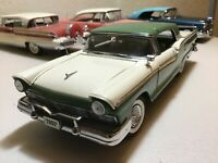 Danbury Mint 1957 Ford Fairlane 500 Skyliner (No Box, Not Mint Read Description)
